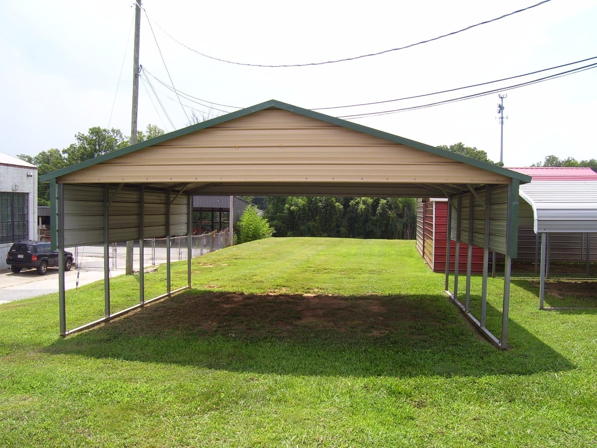 Carport Buena Vista GA | Metal Carports Buena Vista Georgia
