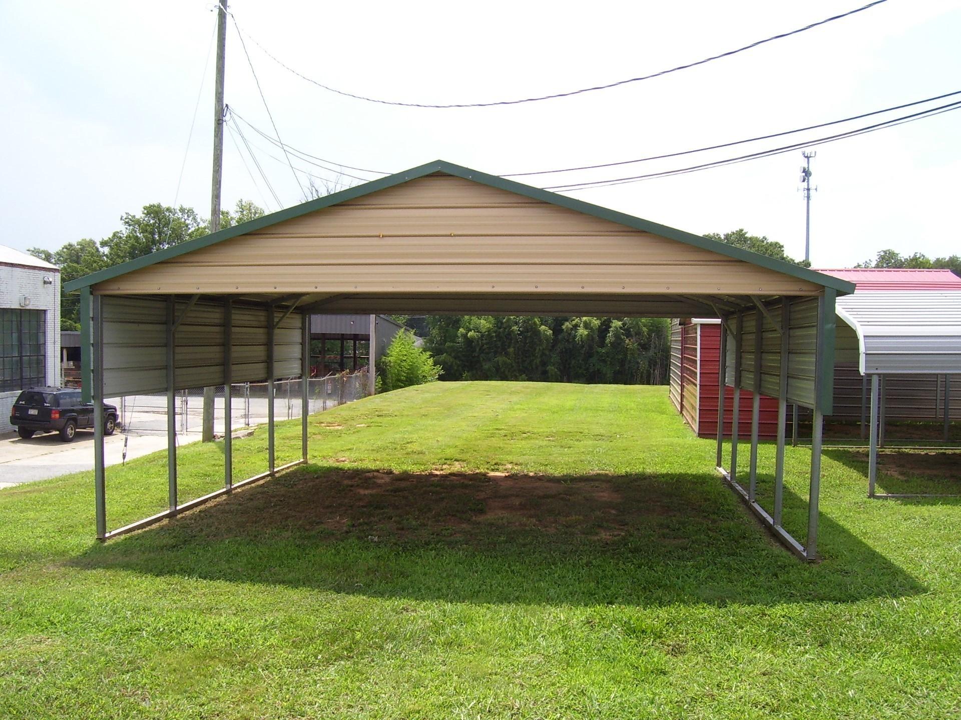 Carport Clinton Nc Metal Carports Clinton North Carolina