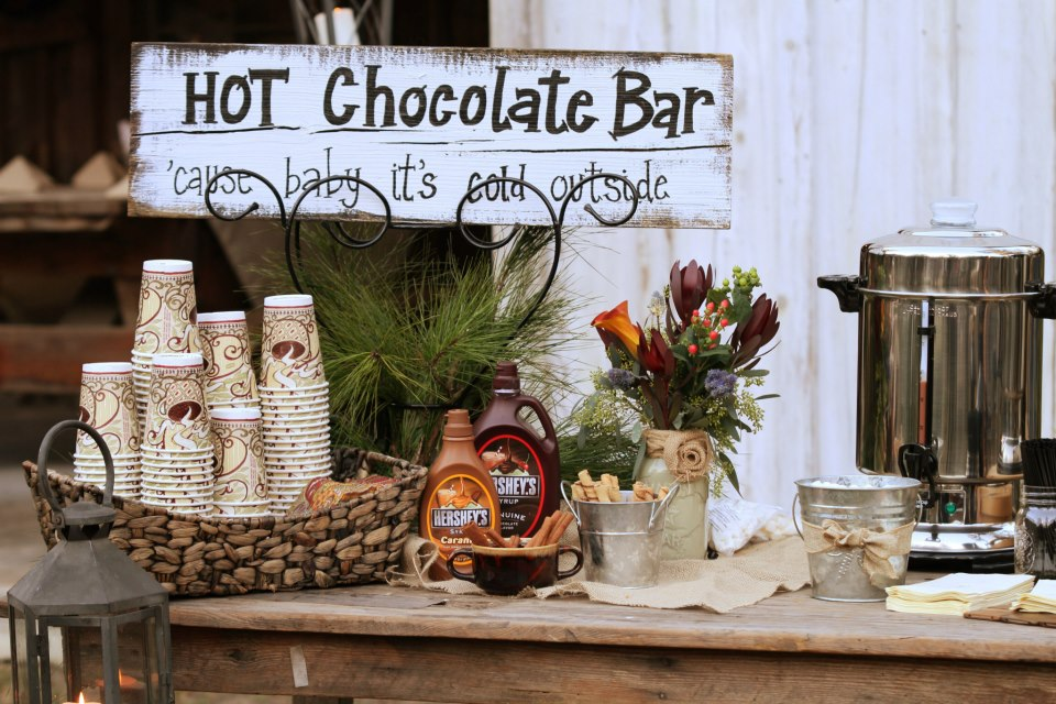 Hot Chocolate Bar2