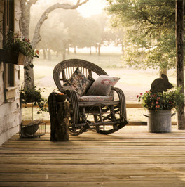 A Romantic bed and breakfast in Fredericksburg, Texas