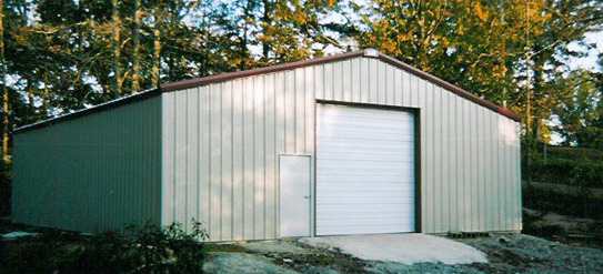 We Offer Workshops That Meet Utah Building Codes For Wind And Snow In Any  Area. Add A Garage Door To Get More Use Out Of Your New Workshop.