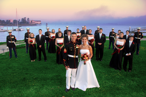 Military Wedding Discounts Sound Equipment Rental San