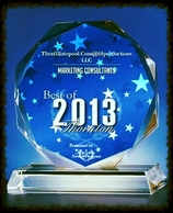 2013- Best of Marketing Consultants-TAG
