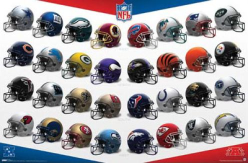Rank The Best Looking Helmets In The Nfl Nfl