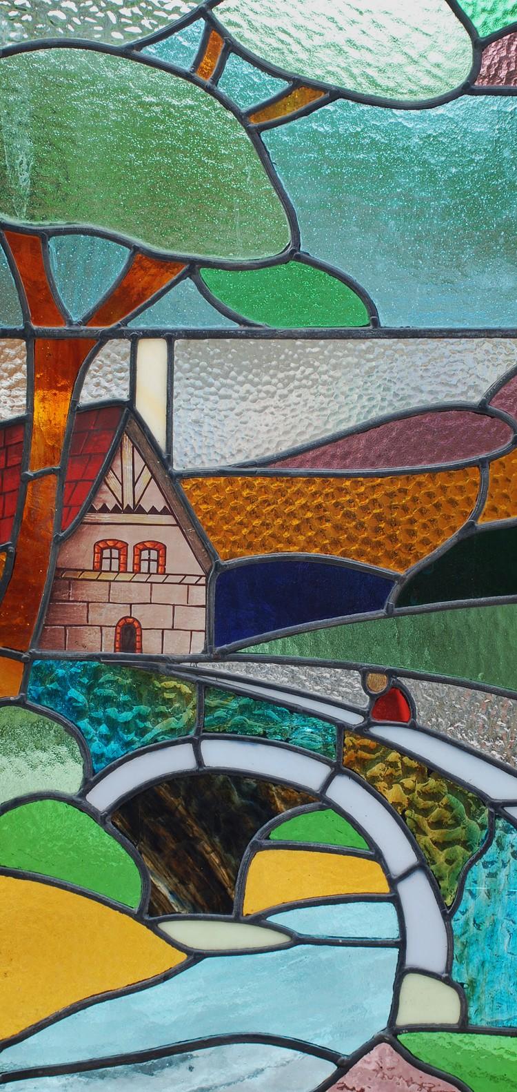 An original window restored