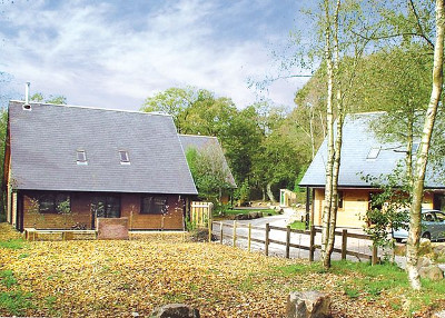 Ramshorn Woodland Lodges in Staffordshire
