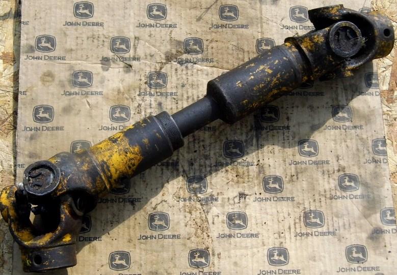 At18255 John Deere 440a B Good Winch Shaft 450 With Exchange: John Deere Skidder 648 Wiring Harness Diagram At Aslink.org