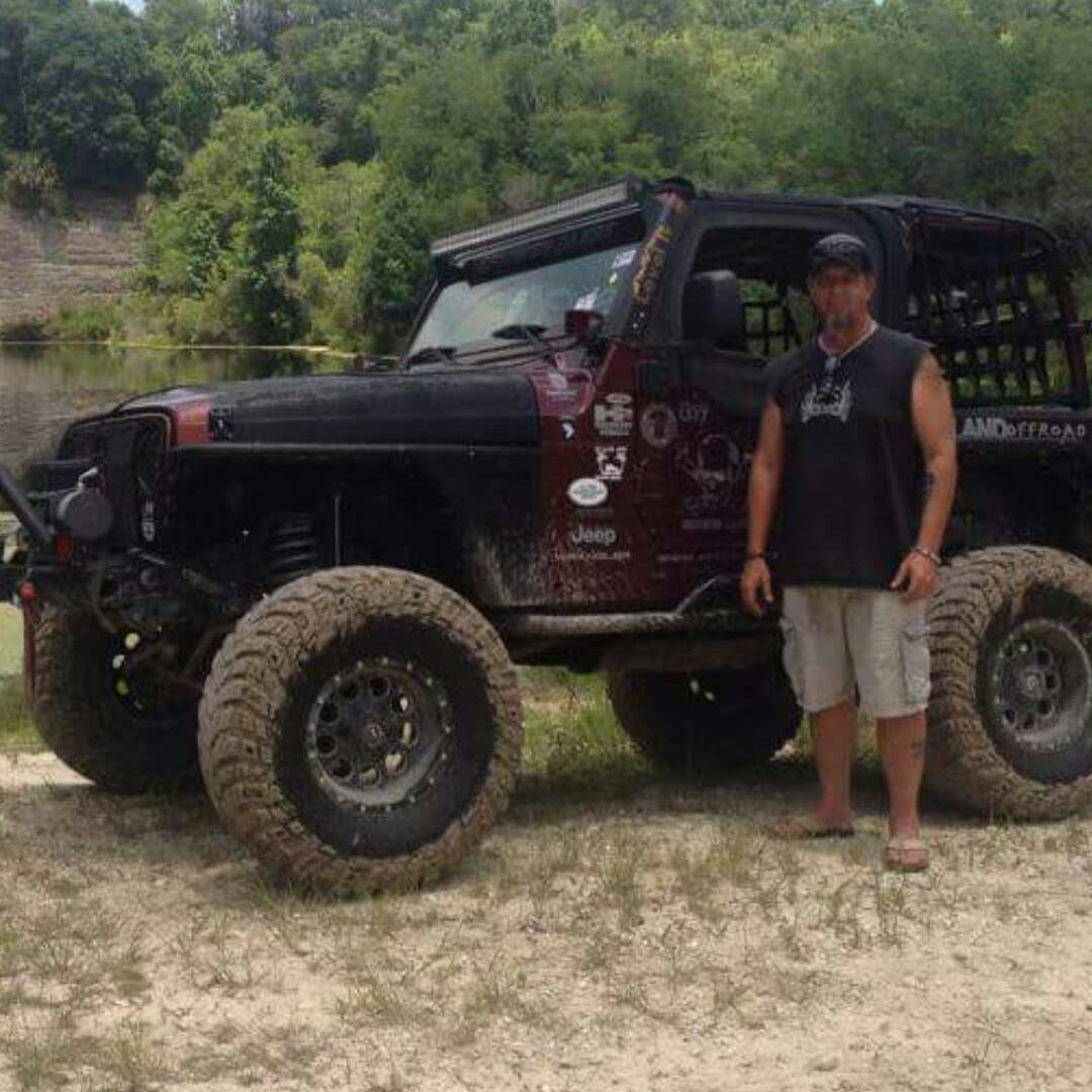 Southernsandsoffroad Winch Rear Jeep Wrangler 2008 Gen 2 Front And Bumpers Smittybilt Pro Comp Daul Steering Stabilizer Dyna Max Ex Haust Building A To Go Do Overland