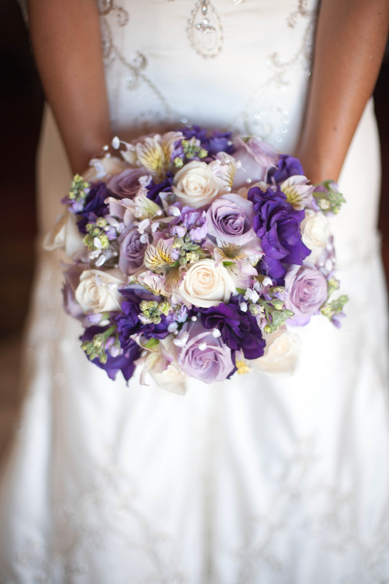 Red Horse Barn wedding floral
