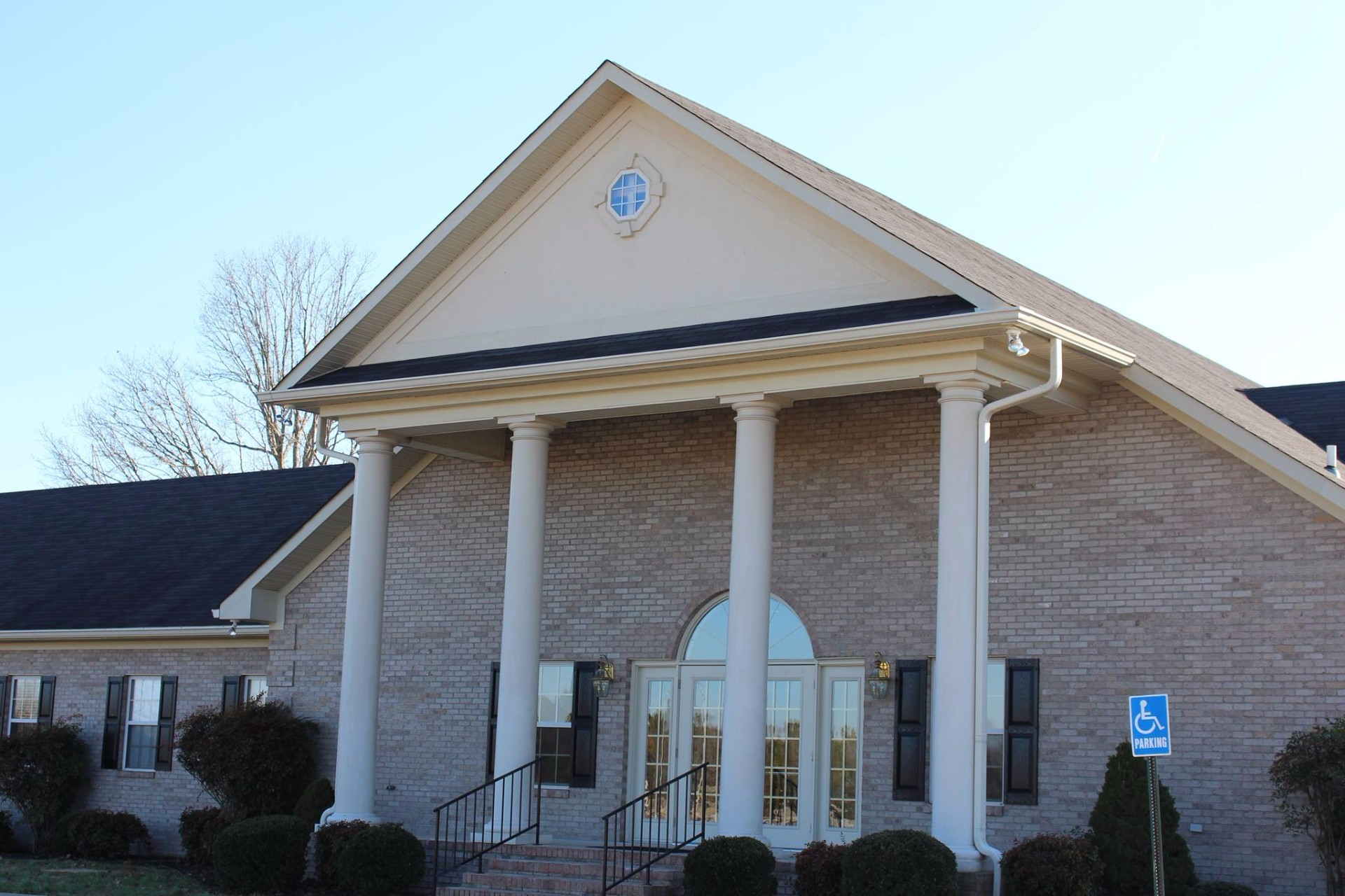 Freedom of Worship Outreach Church Building