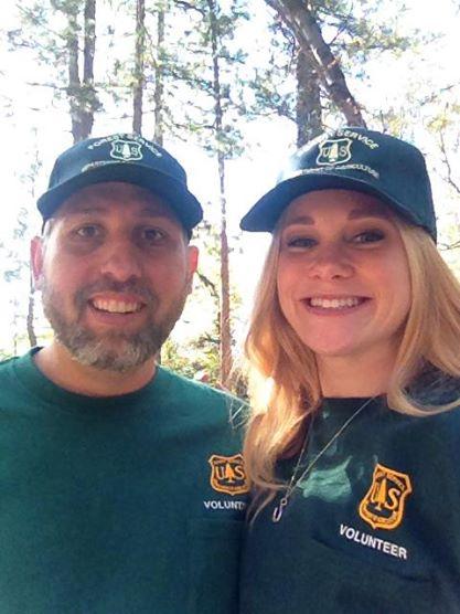 Volunteer forest Rangers