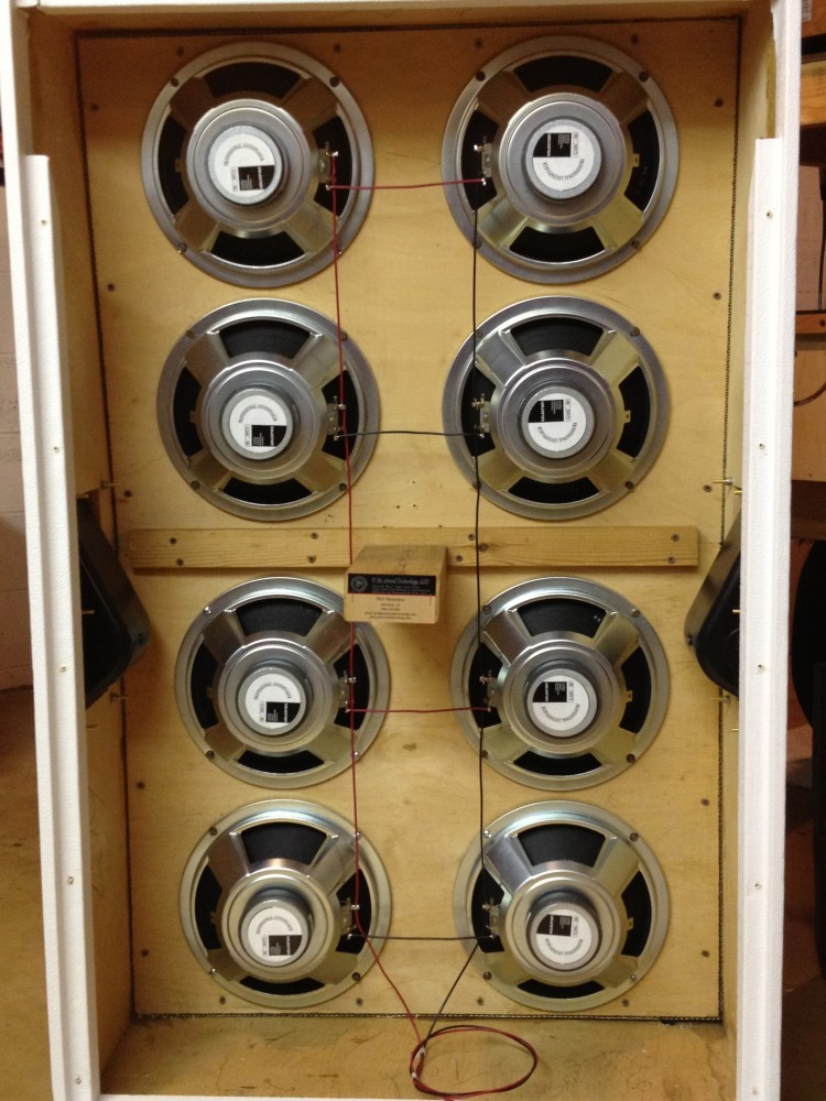 Impedance Speaker Cabinet Wiring