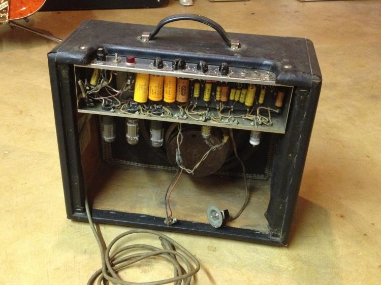 P M  Sound Technology, LLC Custom Guitar Amplifiers, Amp