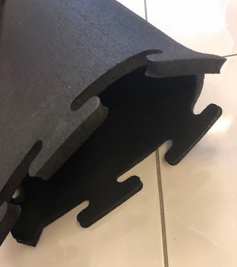 Black Gym Mat Malaysia