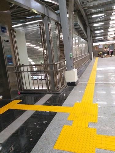 Tactile Hazard Tile Malaysia