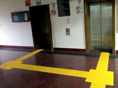 Tactile Warning Tile Malaysia