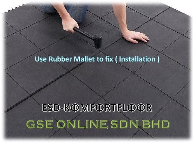 Heavy Duty ESD Solid Top Malaysia