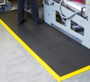 Heavy Duty ESD Solid Top Rubber Mat Malaysia