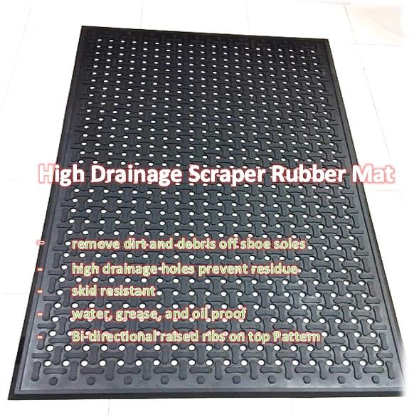 scraper drainage  mat Selangor