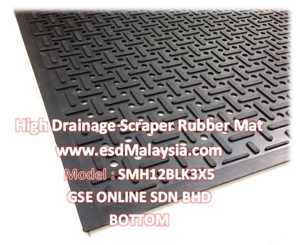 Scraper Drainage Mat Malaysia