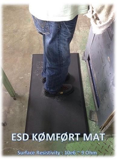Standing Komfort Mat Malaysia
