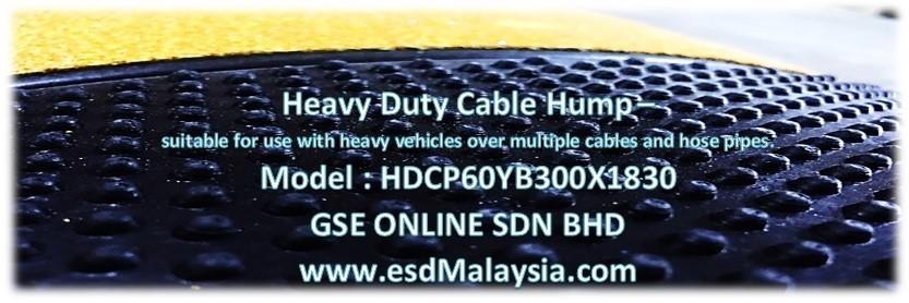 Heavy duty speed humps Malaysia