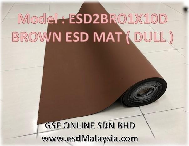 ESD Brown Mat Malaysia