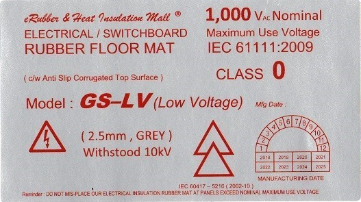 Low Voltage Label Malaysia