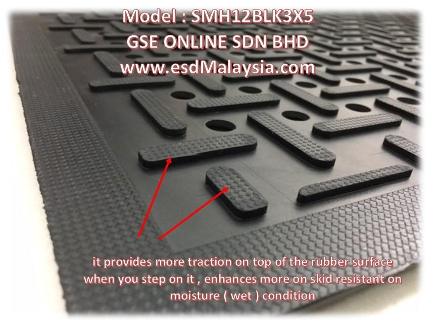 Anti Slip Scraper Rubber Mat malaysia