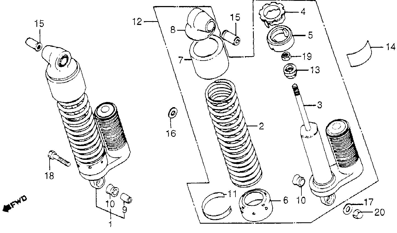 hyundai sonata rear suspension diagram
