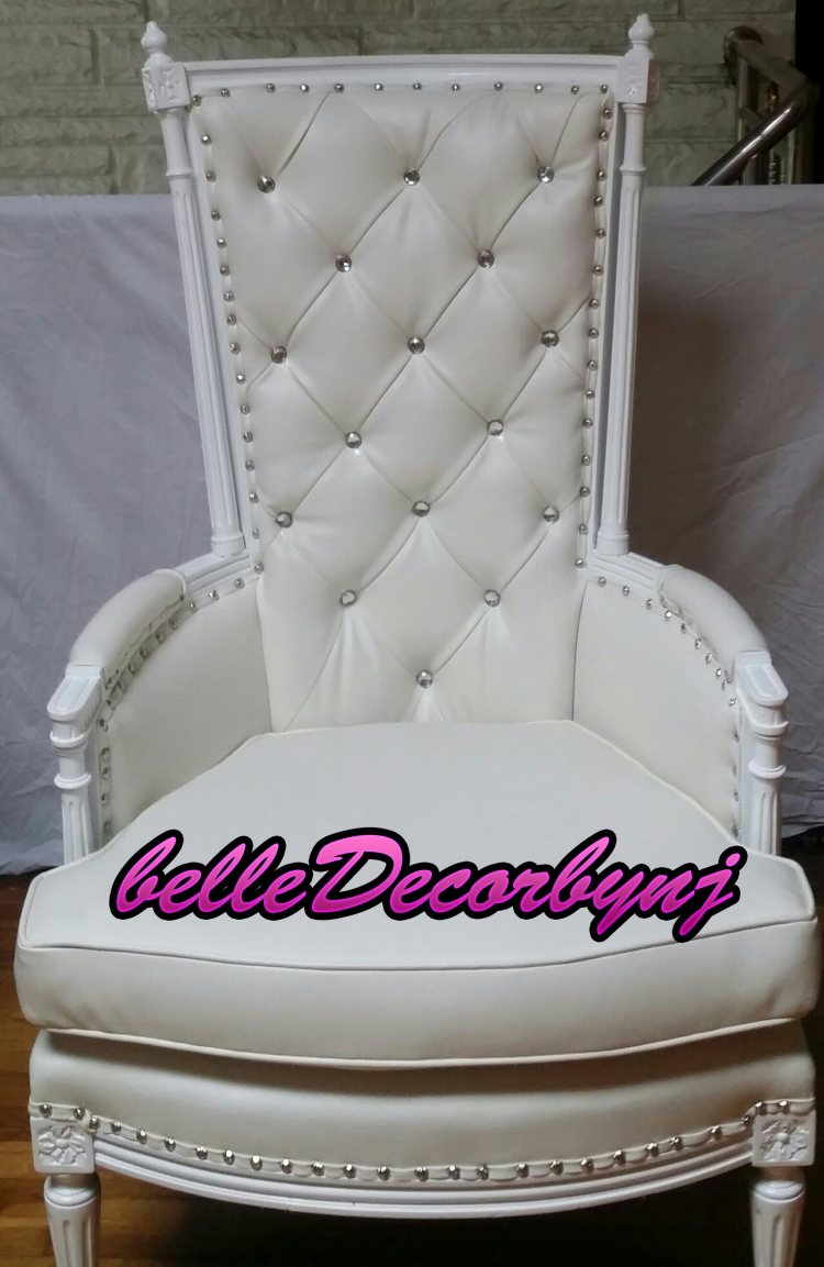 baby shower chair rentals