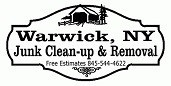 junk and debris removal Warwick NY