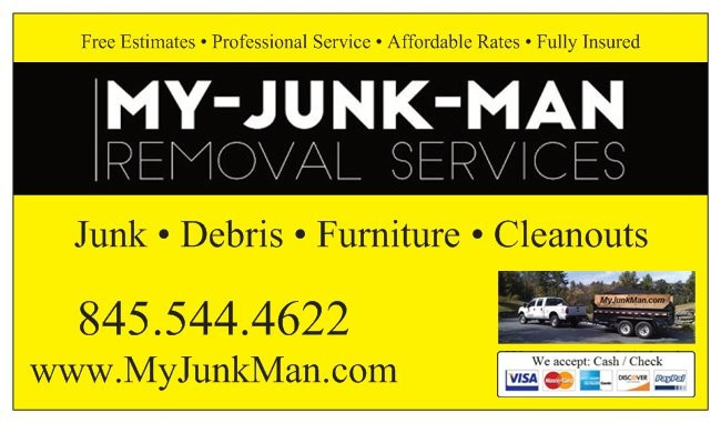 Residential Junk Debris Removal Orange County Warwick NY