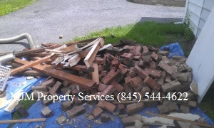 Construction Debris Removal Monroe NY
