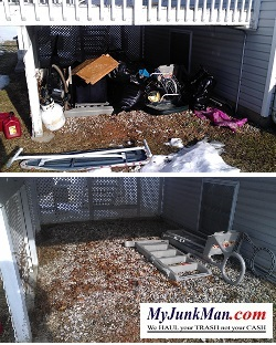junk clean out warwick ny