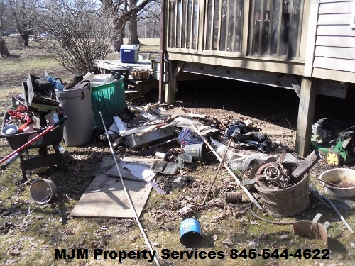 junk removal chester ny