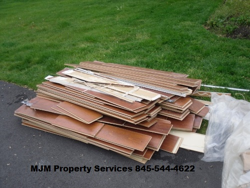 Construction Debris Removal Warwick NY