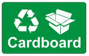 bulk cardboard and moving boxes recycling