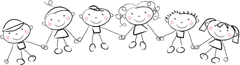 Real Children Holding Hands - More information