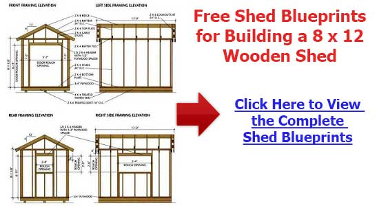 Yard Shed Plans Guaranteed Tricks To Make A Shed Fast