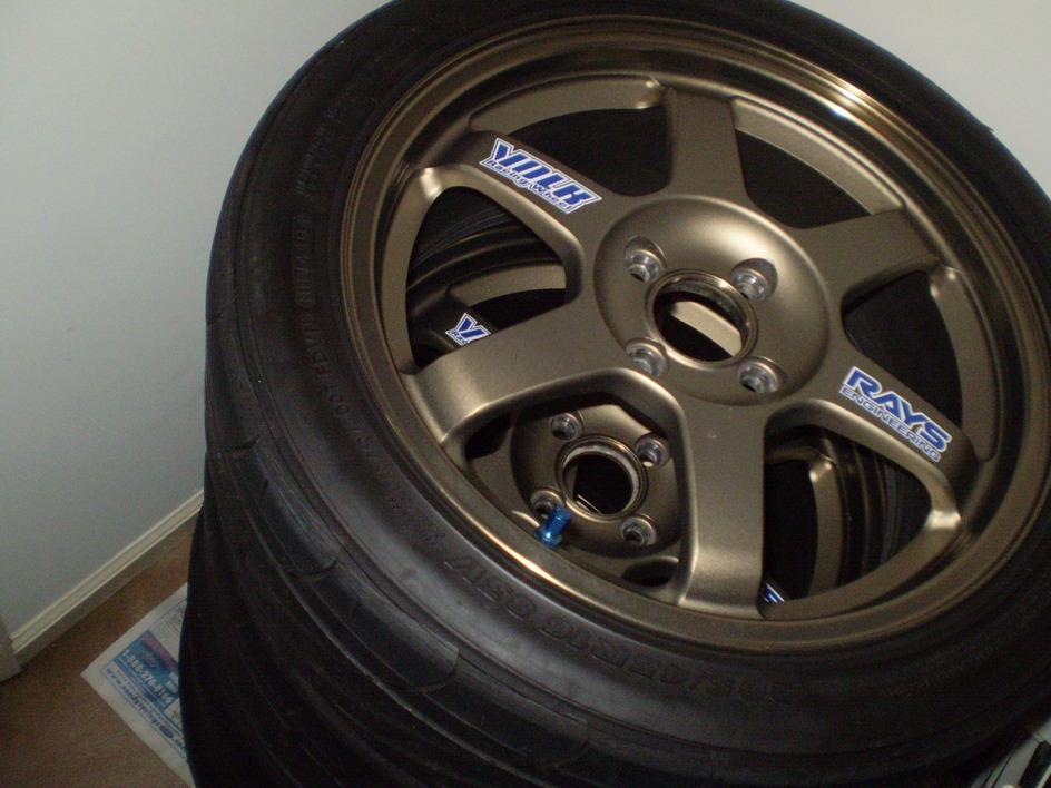 Volk Te Wheels
