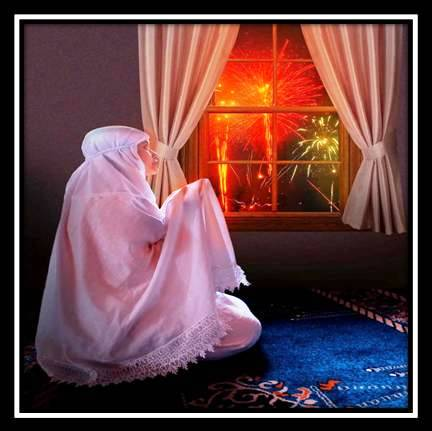 Muslim Women Prayer - Salah - Namaz