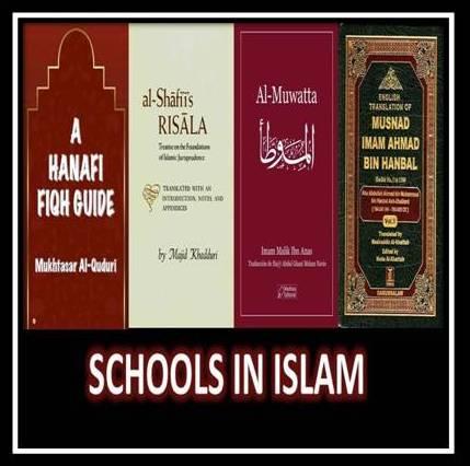 Sharia - Madhab