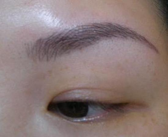 Eyebrow 3D Tattoo