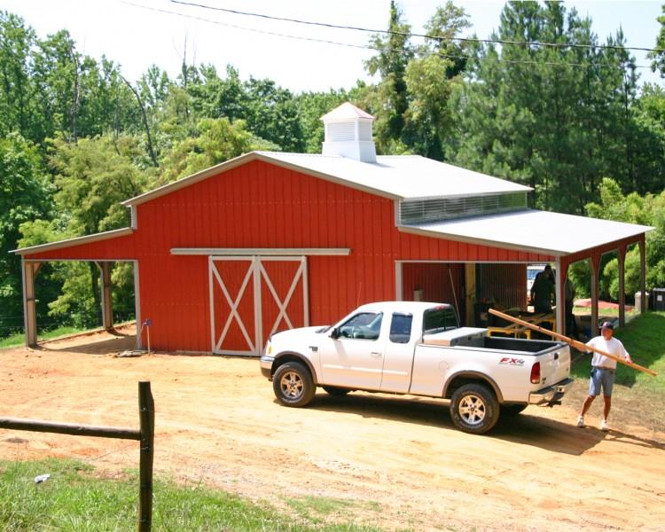 Farm Buidling