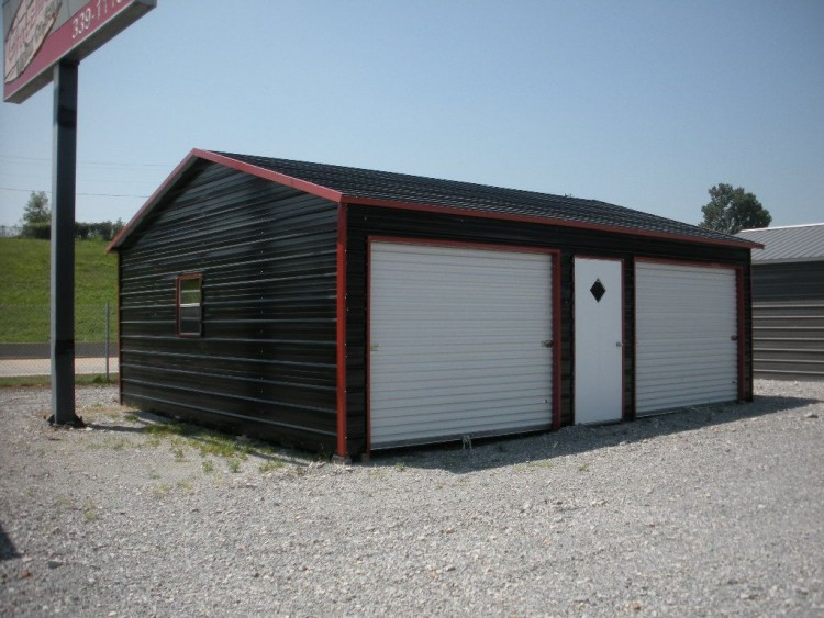Garages metal garages steel garages for Garage md carvin