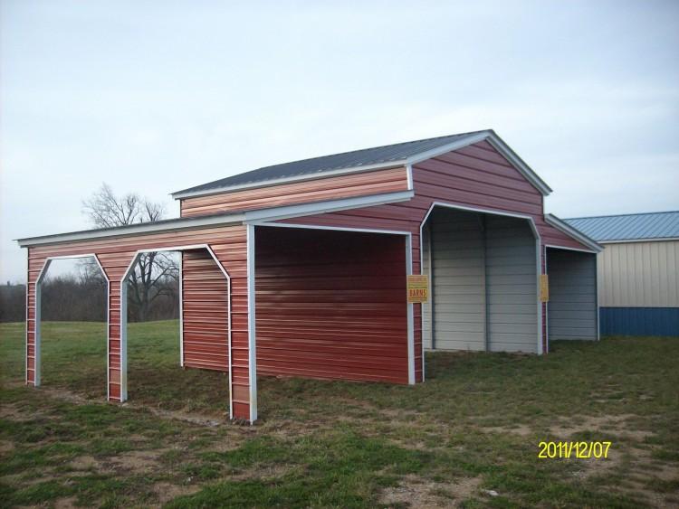 Metal Barns Ohio OH