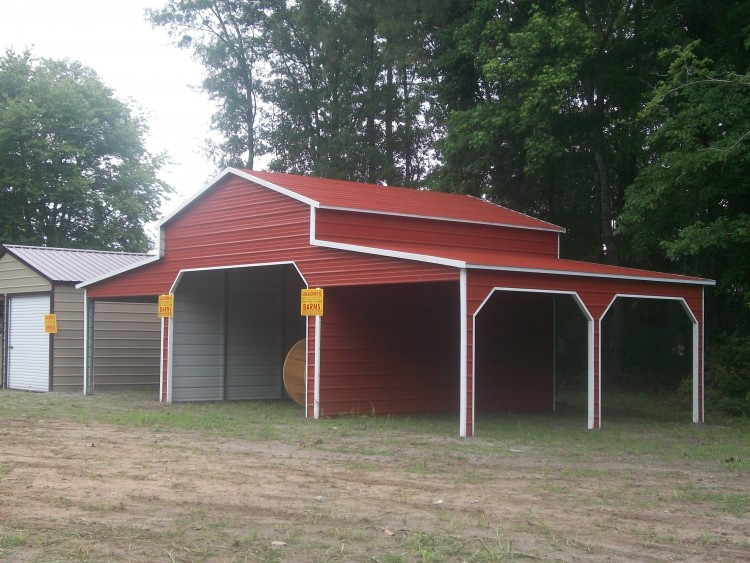 Barns | Metal Barns | Steel Barns | Pole Barns
