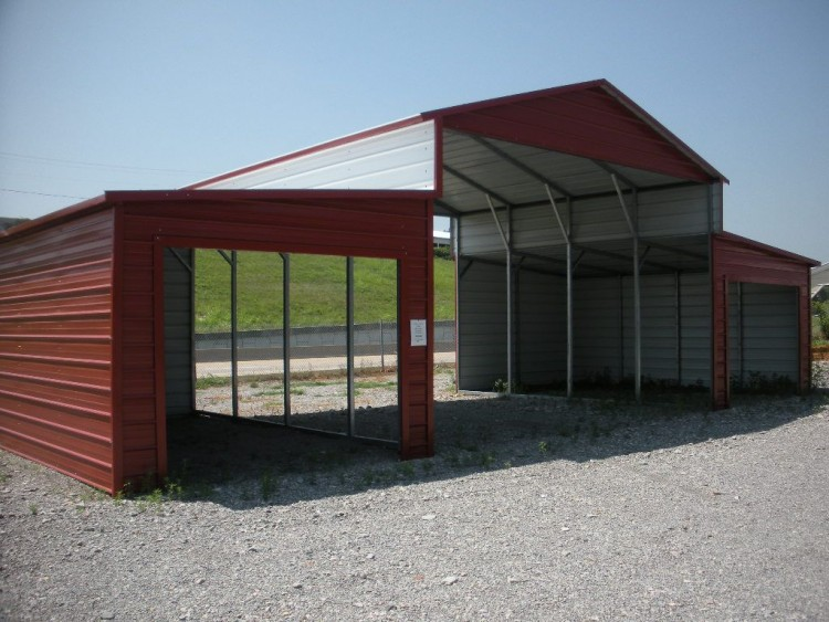 Metal Barns Vermont VT