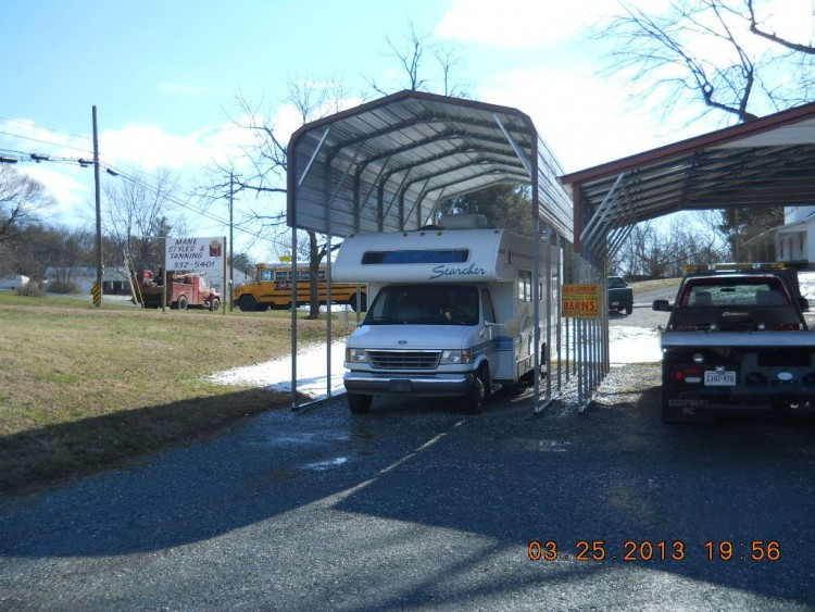 RV Covers South Carolina SC
